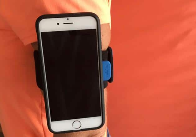 Running Kit iPhone 6/6s Quad Lock